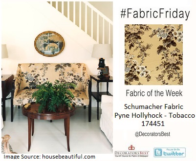 decoratorsbest fabric friday colonial chis interior decor trends schumacher fabrics albert hadley chintz