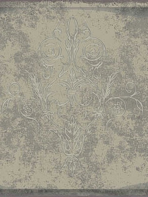 Cole & Son Wallpaper - Albery - Silver CS 94-4019