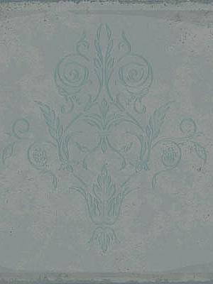 Cole & Son Wallpaper - Albery Aqua CS 94-4021