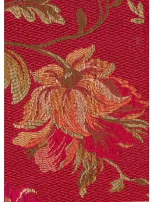 Greenhouse Fabric - 95941 - Red Lacquer