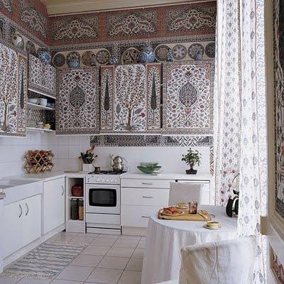 Turkish Decor - Kitchen