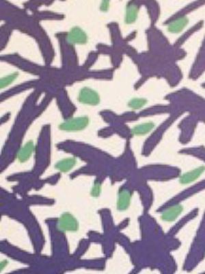 Graham & Brown Wallpaper - Juju - Blue & Green by AphroChic GB 0046