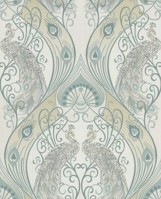 Graham & Brown Wallpaper - Pendleton Damask