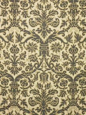 Groundworks Fabric - Pomegranate - Tan GWF-2732_116_0