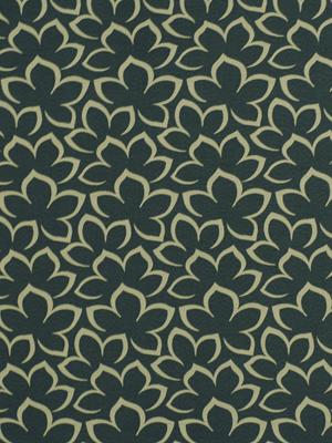 Robert Allen Fabric - Matisse Floral - Slate Blue