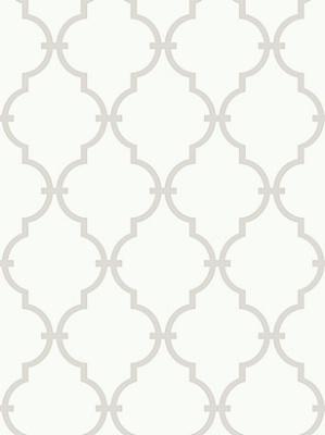 York Wallpaper - Modern Baby Trellis - YS9102