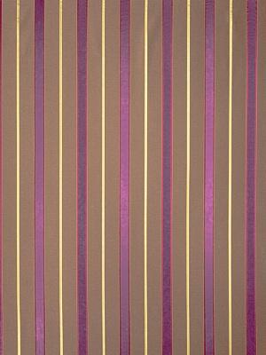 Fabricut Fabric - Argos Stripe - Aubergine 1920104