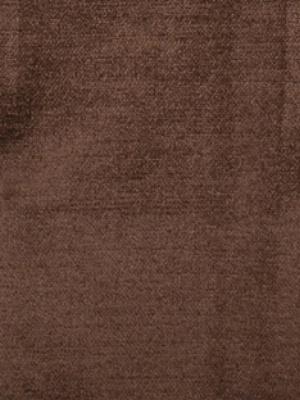 Duralee Velvet Fabric - 36168 - Dark Brown 104