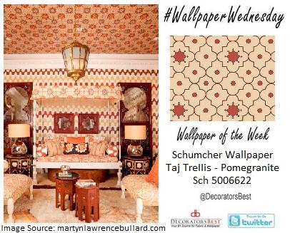 interior decor trends schumacher martyn lawrence bullard wallpaper wednesday trends interior decor ideas inspiration home trends earth tones