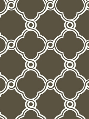 York Wallpaper - Open Trellis - AP7488
