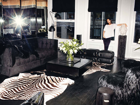 Alexander Wang Apartment
