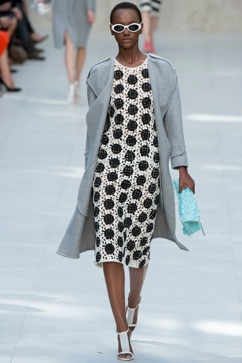 Burberry Prorsum Spring 2014 Collection New York Fashion Week