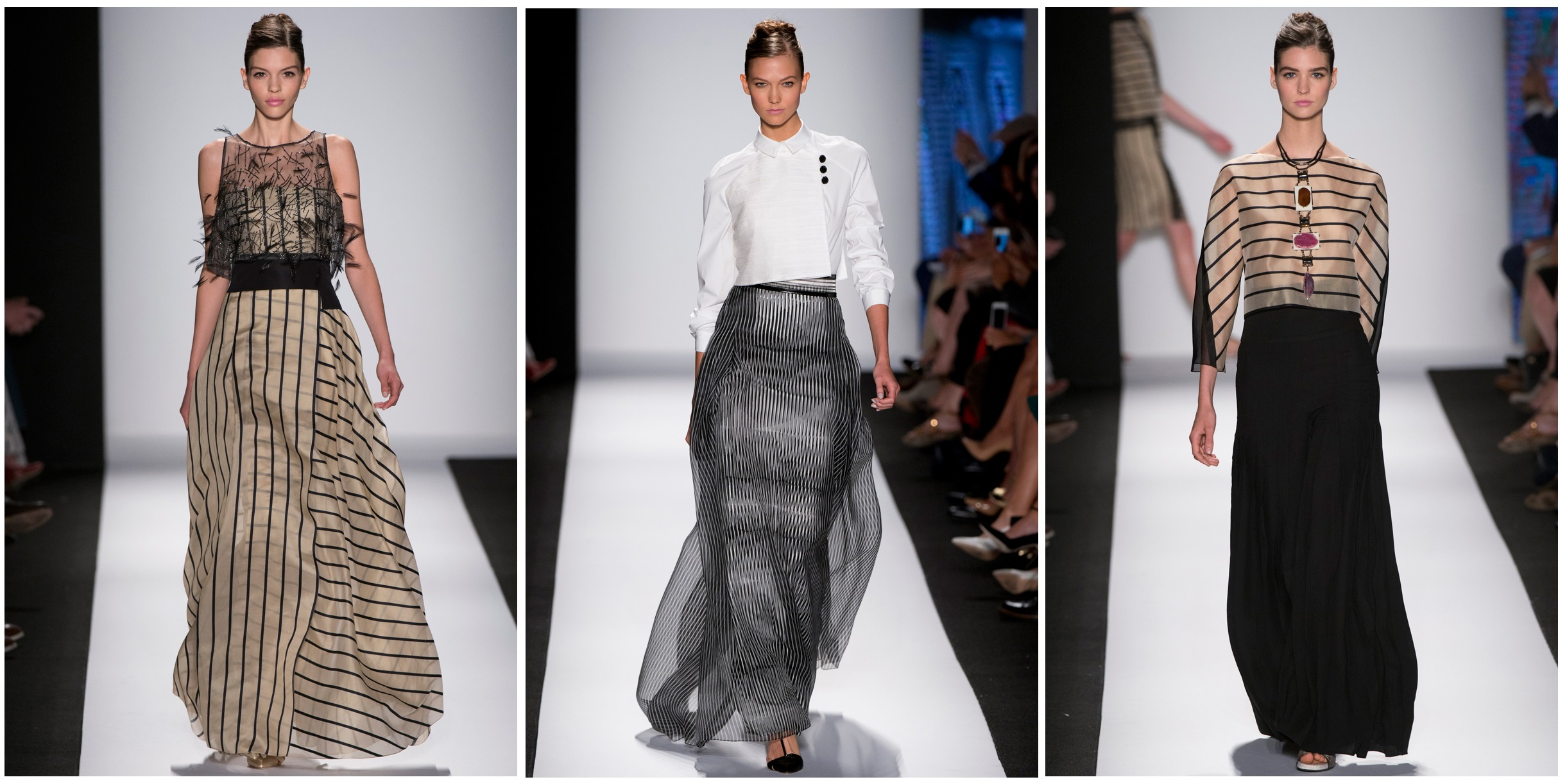 Carolina Herrera Spring 2014 Collection New York Fashion Week