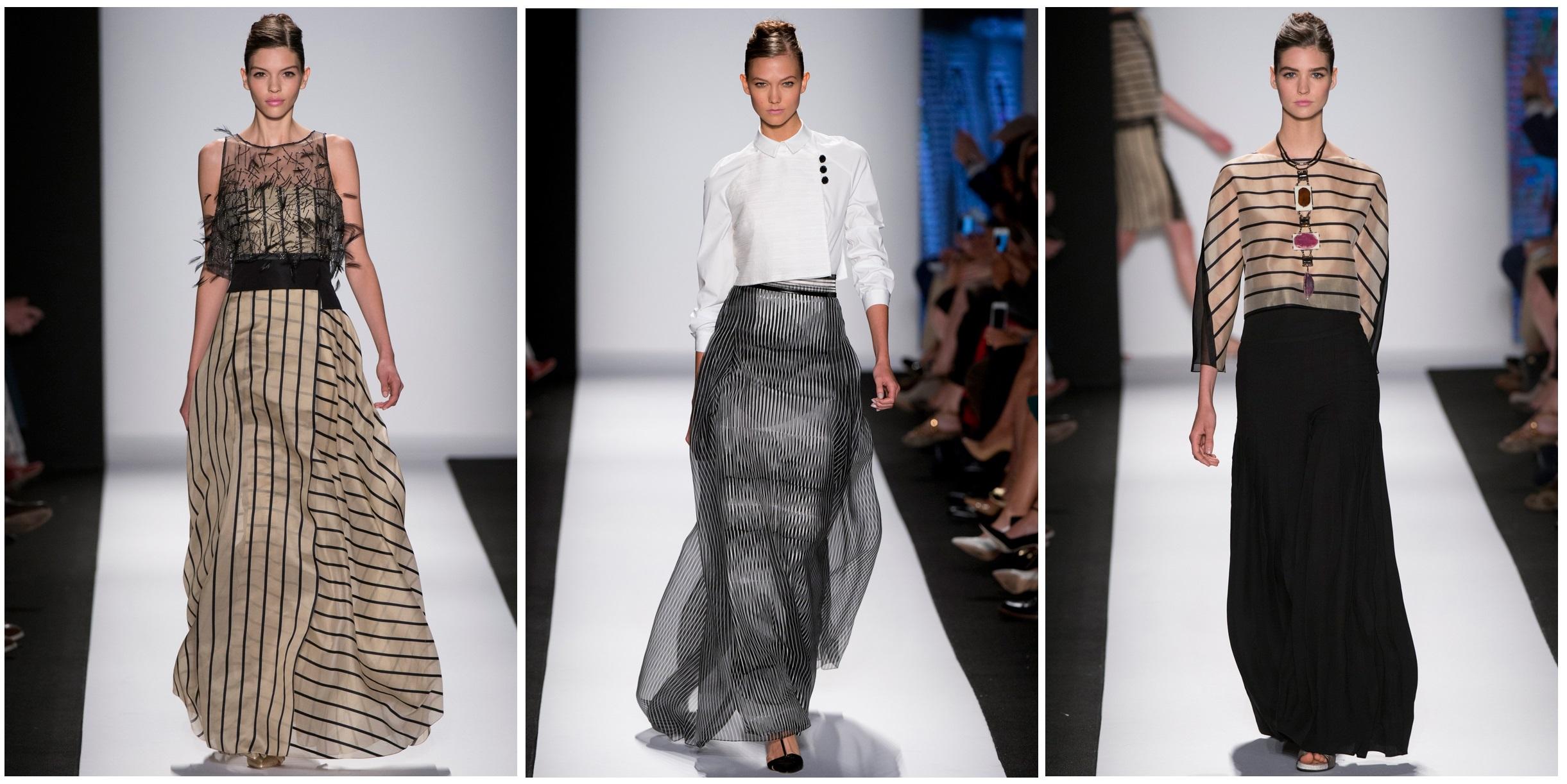 Carolina Herrera Spring 2014 Collection New York Fashion Week
