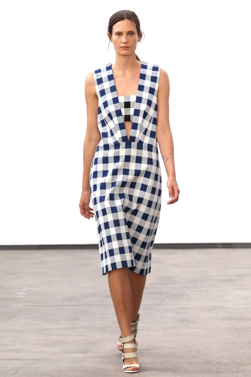 Derek Lam Collection from New York Fashion Week Spring 2014
