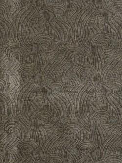 S. Harris Fabric - Dragon Swirl - Shale