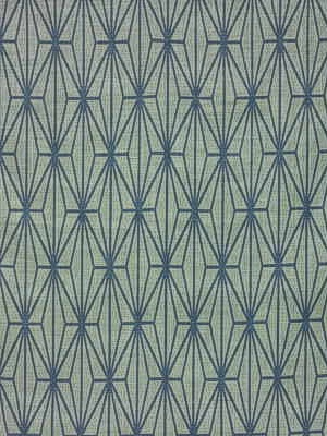 Kelly Wearstler for Groundworks Fabric - Katana - Jade/Teal GWF-2812_313_0