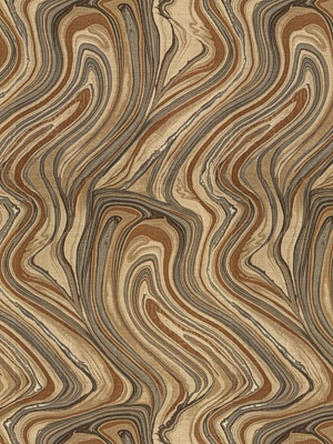 Groundworks Fabric - Barcelo - Truffle  GWF-3105-68