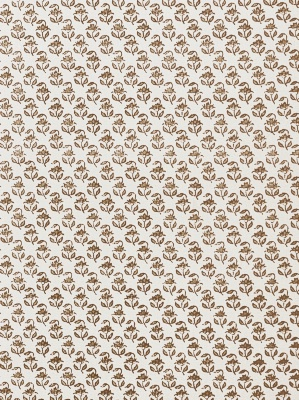 Hill Brown Fabric - Lou Lou - Brown HB404-2