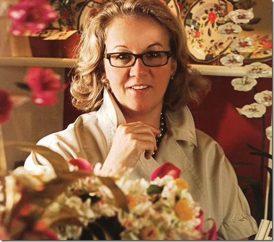 designer profile behind alessandra branca s fabric line