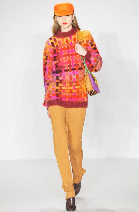 Isaac Mizrahi Winter 2009-10 Collection via Vogue