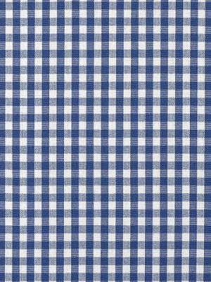 Ralph Lauren Fabric - Tanager Gingham - Blue LCF60370F