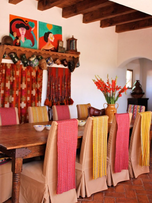 Mexican Inspired Decor