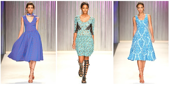 Tracy Reese 2014 Spring Ready To Wear Collection