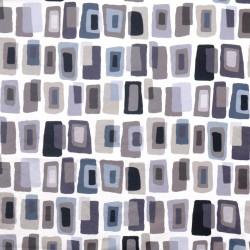 S. Harris Fabric - Waterblocks - Contrast