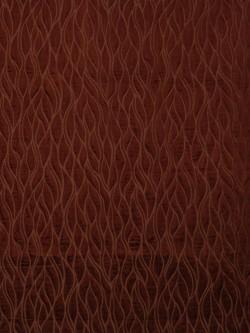 S. Harris Fabric - Wheat - Garnet