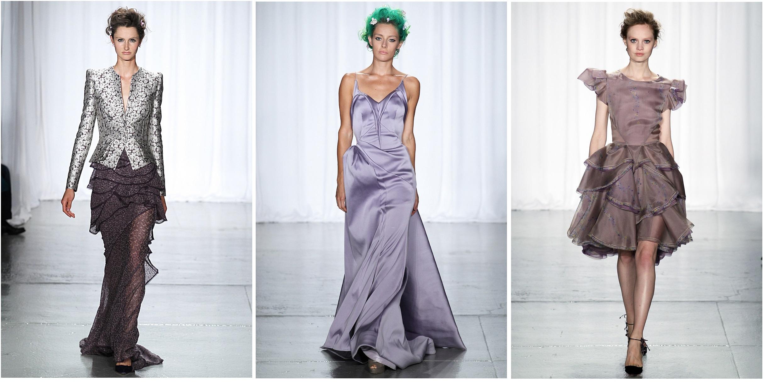 Zac Posen Spring 2014 Collection New York Fashion Week 2