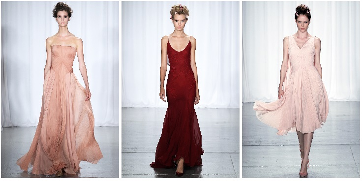 Zac Posen Spring 2014 Collection New York Fashion Week