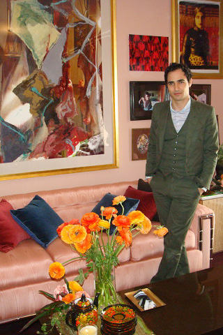 New York Apartment Designed by Zac Posen