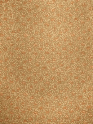 Stroheim & Romann Fabric - Vilaine - Pumpkin 0672004