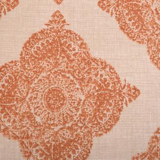 Duralee Fabric John Robshaw - 21038-107 Terracotta
