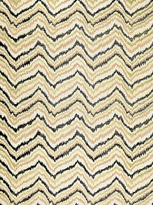 Schumacher Wallpaper - Flame - Waltz 5006081