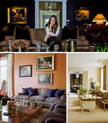 Aerin Lauder Homes Interior Decor Lee jofa designer collections interior decor market week 2013