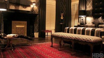 True blood house decor