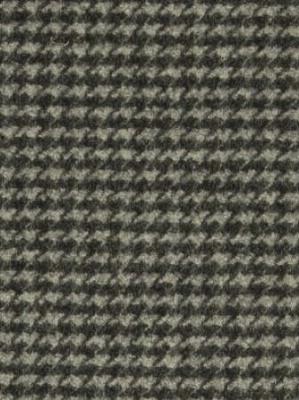Houndstooth - Charcoal clarke & clarke interior fabrics