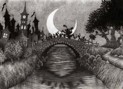 pied piper creepy fairy tale