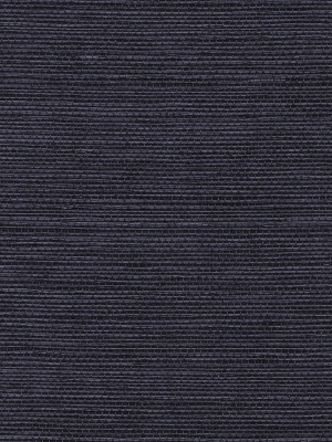 Phillip Jeffries Wallpaper - Manila Hemp - Navy PJ 5274