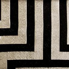 Highland Court Fabric - 190023H-375 Noir