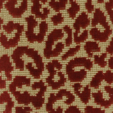Highland Court Fabric - 190062H-707 Tomato