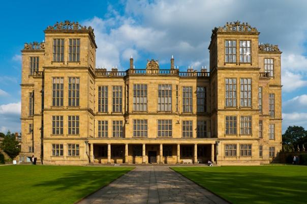 England's Hardwick Hall