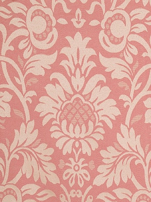 Fabricut Fabric - Wakefield - Coral 3012410