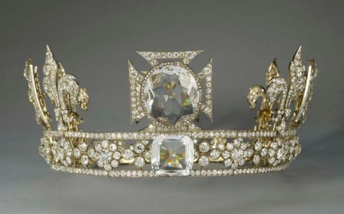Queen Mary's Crown London Royal Jewels