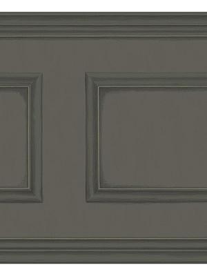 Cole & Son Wallpaper - Libarary Frieze - Charcoal 98_8038_CS