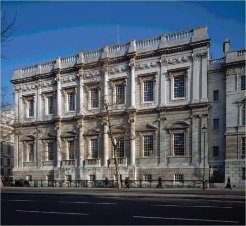 London's Banqueting House