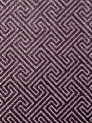 Clarke & Clarke Fabric - Cosimo - Grape