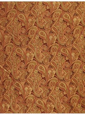 Stout Fabric - Dianthus 2 - Spice DIAN-2